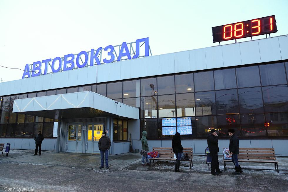 Автобус паз заказ москва